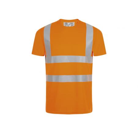 Tee shirt haute visibilité personnalisé | REFLECTIVE