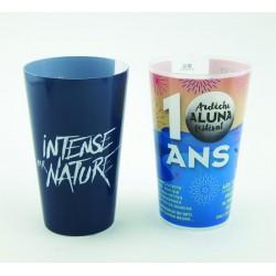 Cup réutilisable...