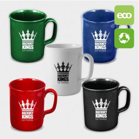 Mug recyclé personnalisé   RETRAIN